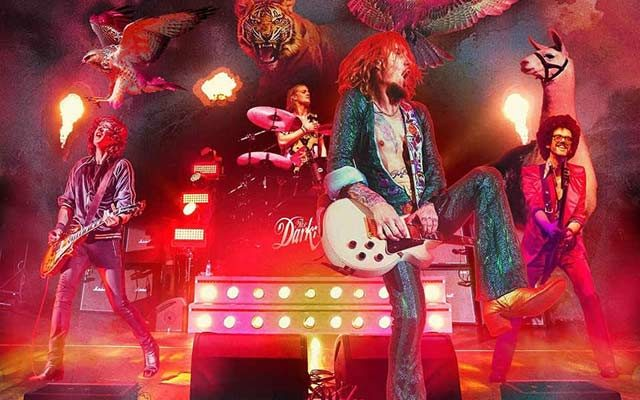 The Darkness Live At Hammersmith