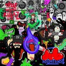 The Dub Righters 'True Sound Killaz' EP cover