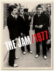 The Jam '1977' cover preview