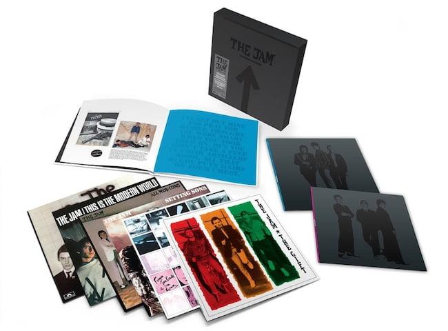 The Jam The Studio Recordings
