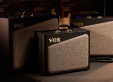 VOX AV Series guitar amplifiers
