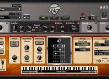 AAS Strum GS-2 screenshot electric play