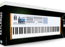 Arturia KeyLab 88 controller keyboard