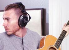 Blue Headphones' Lola