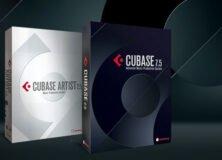 Cubase 7.5 and Cubase Artist 7.5