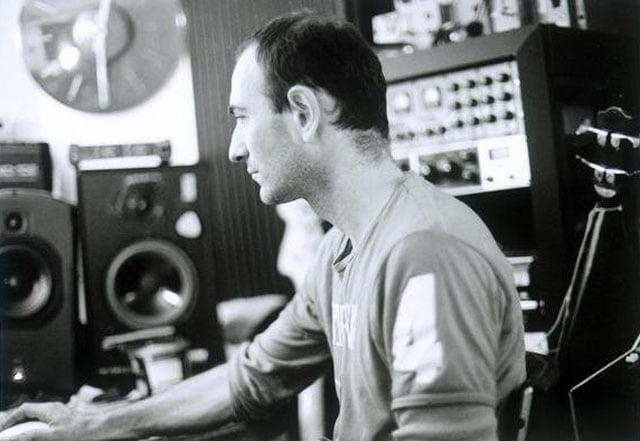 Eg White in the studio, songwriting