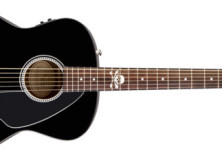 Fender Avril Lavigne Newporter acoustic guitar