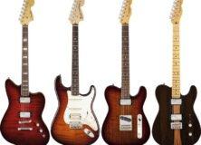 Fender Select 2013