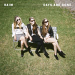 HAIM - Days Are Gone cover