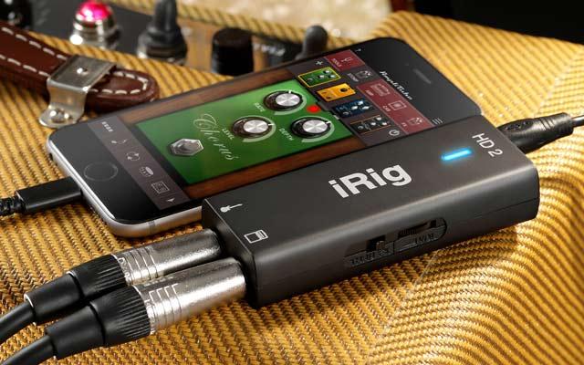 IK Multimedia iRig HD 2
