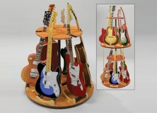 Carousel Deluxe Multi-Guitar Stand