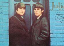 John Lennon & George Harrison