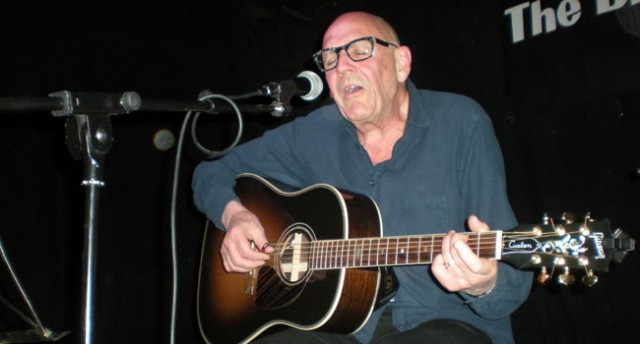 Keith Warmington at Songwriting Live, Bristol