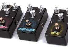 Lindo Guitars pedals