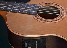 Manuel Rodríguez Guitars Flamenco Moderna FLM0500