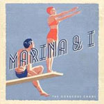 The Gorgeous Chans – 'Marina And I' single cover