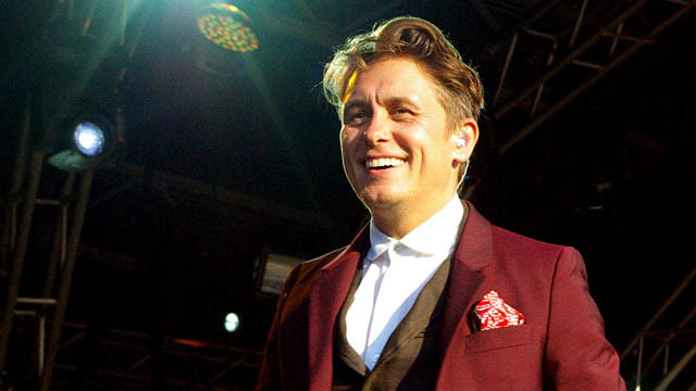 Mark Owen - Camp Bestival