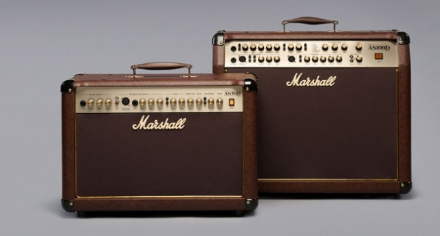 Marshall Amplification Acoustic Soloist Series