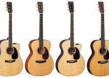 Martin Guitar new acoustic guitars