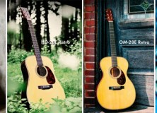 Martin Guitar Retro Series