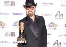 Dave Stewart at the MPG Awards 2015