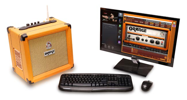 Orange Amplification OPC Mk4