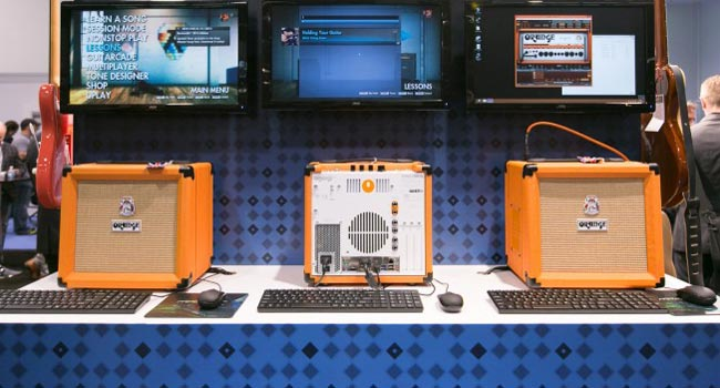 Orange Amplification OPC - NAMM 2014