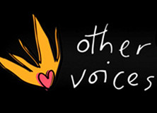 Other Voices logo