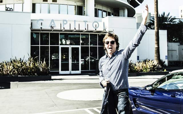 Paul McCartney & Capitol