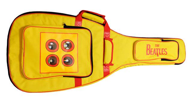 Perri's Beatles guitar gig bag