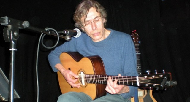 Pete Brandt at Songwriting Live, Bristol