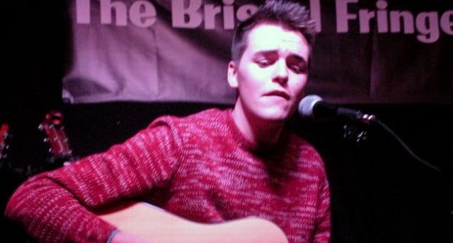 Peter Vaughn-Fowler at Songwriting Live, Bristol