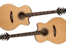 PRS Guitars SE A20E and SE A30E