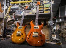 PRS Guitars SE models