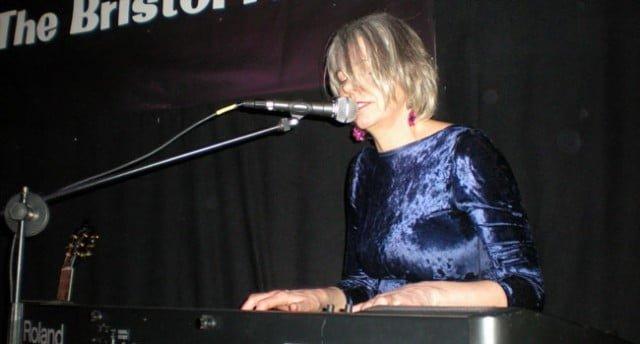 Sarah Ménage at Songwriting Live, Bristol