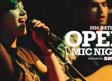 Shure 2014 National Open Mic Night