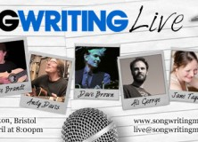 Songwriting Live – April '14