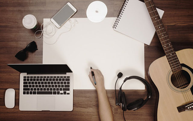 Songwriting – capturing ideas