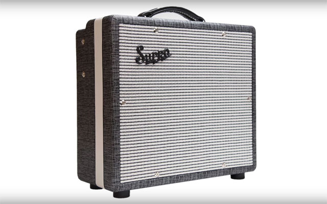 Supro 1600 Supreme amp
