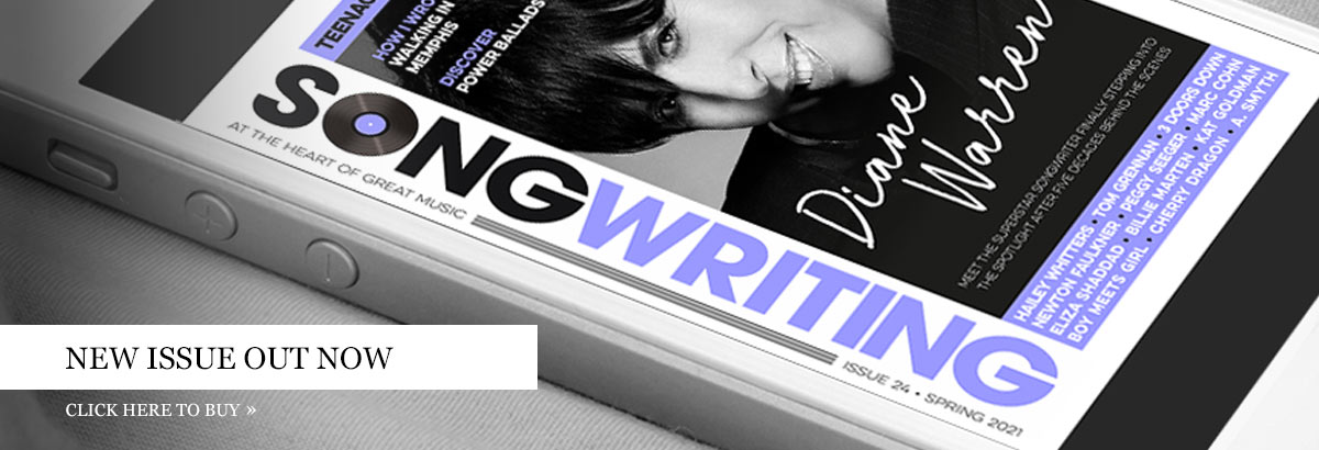 Songwriting Magazine Spring 2021