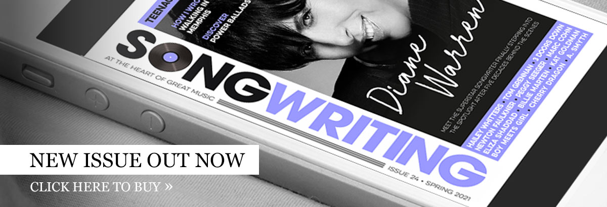 Songwriting Magazine Spring 2021