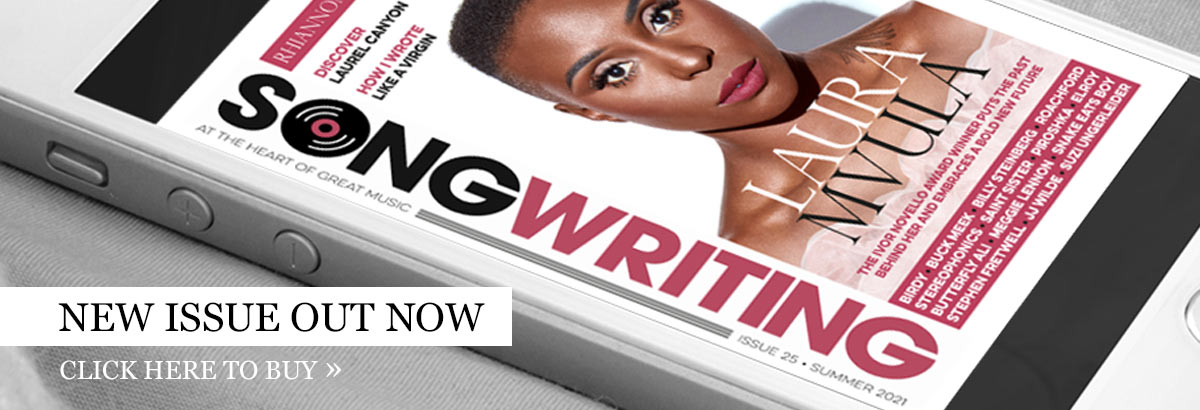 Songwriting Magazine Summer 2021