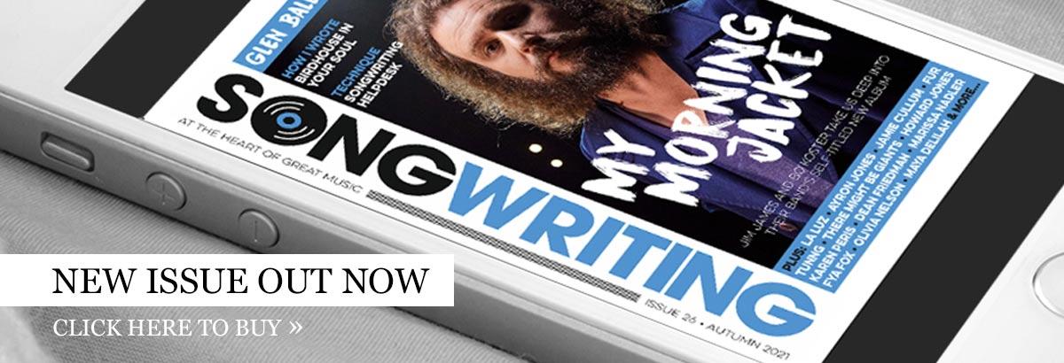Songwriting Magazine Autumn 2021