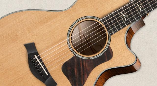 Taylor Grand Concert acoustic guitar