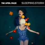 The April Maze – Sleeping Storm cover