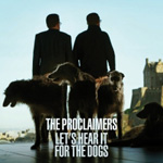 The Proclaimers – Let's Hear It For The Dogs album cover
