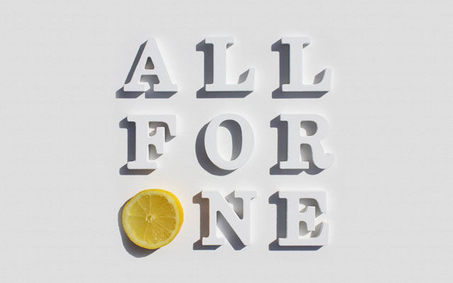 The Stone Roses 'All For One'