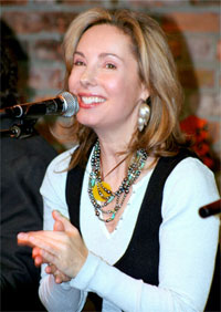 Tina Shafer — New York Songwriter's Circle