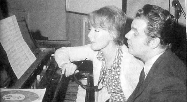 Petula Clark and Tony Hatch