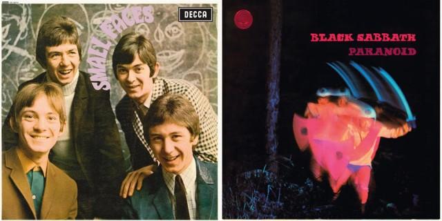 Small Faces Black Sabbath